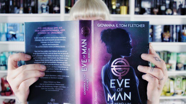 Rezension | Eve of Man 2: Die Rebellion von Giovanna & Tom Fletcher