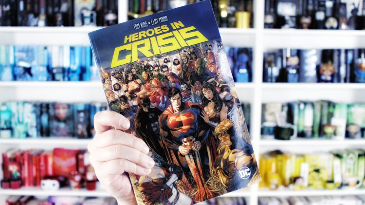 Rezension | Heroes in Crisis