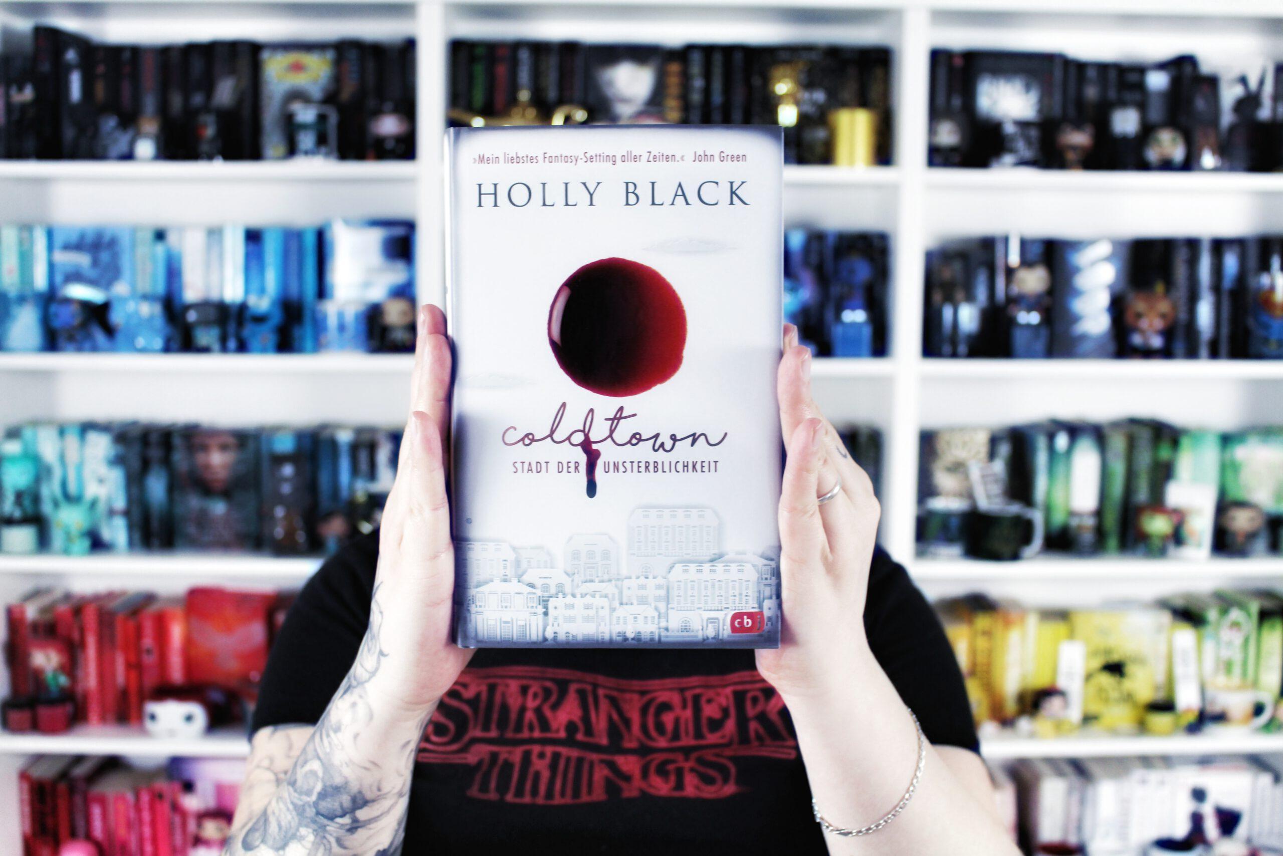 Rezension | Coldtown von Holly Black