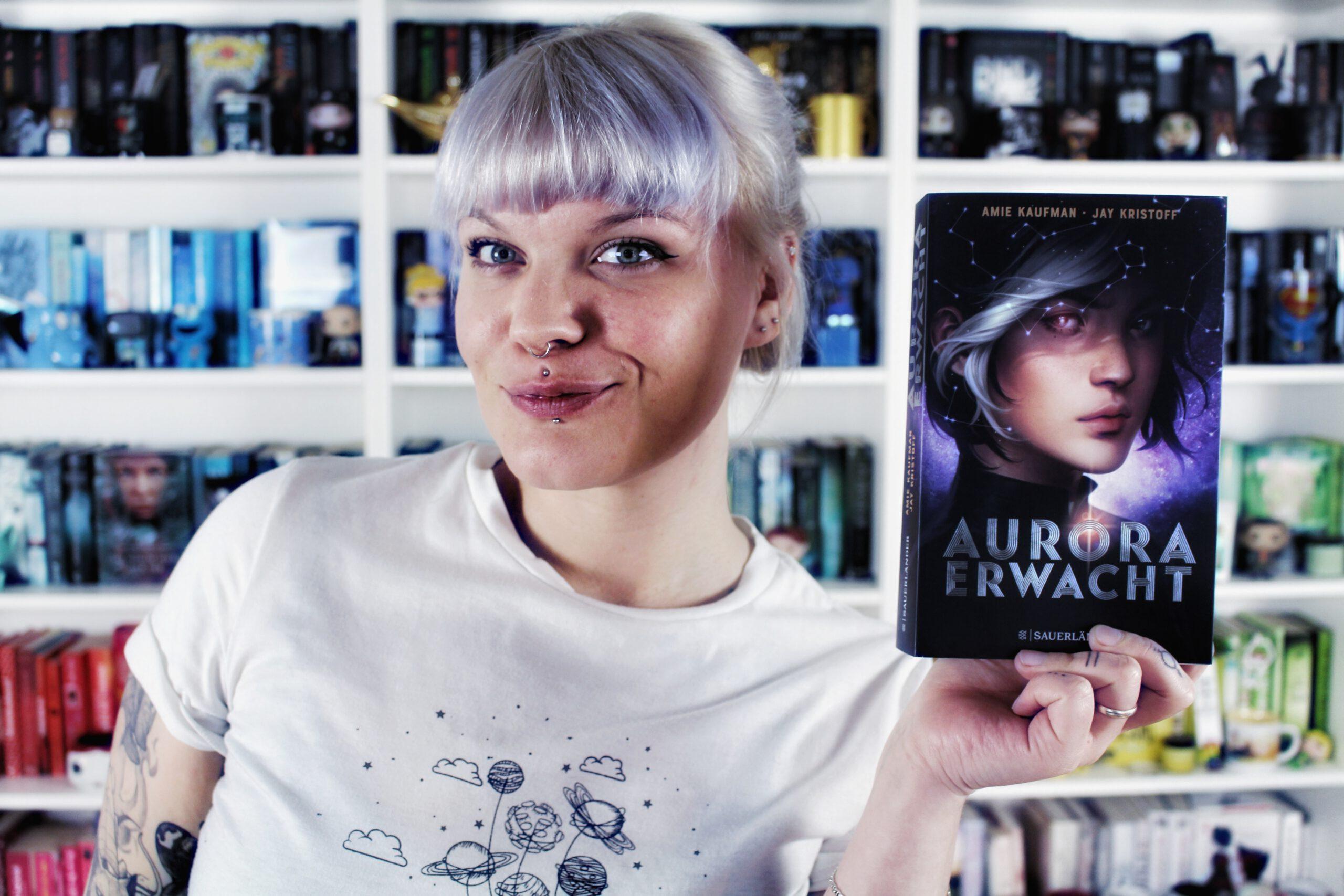 Rezension | Aurora erwacht – 5 Gründe zum Buch zu greifen