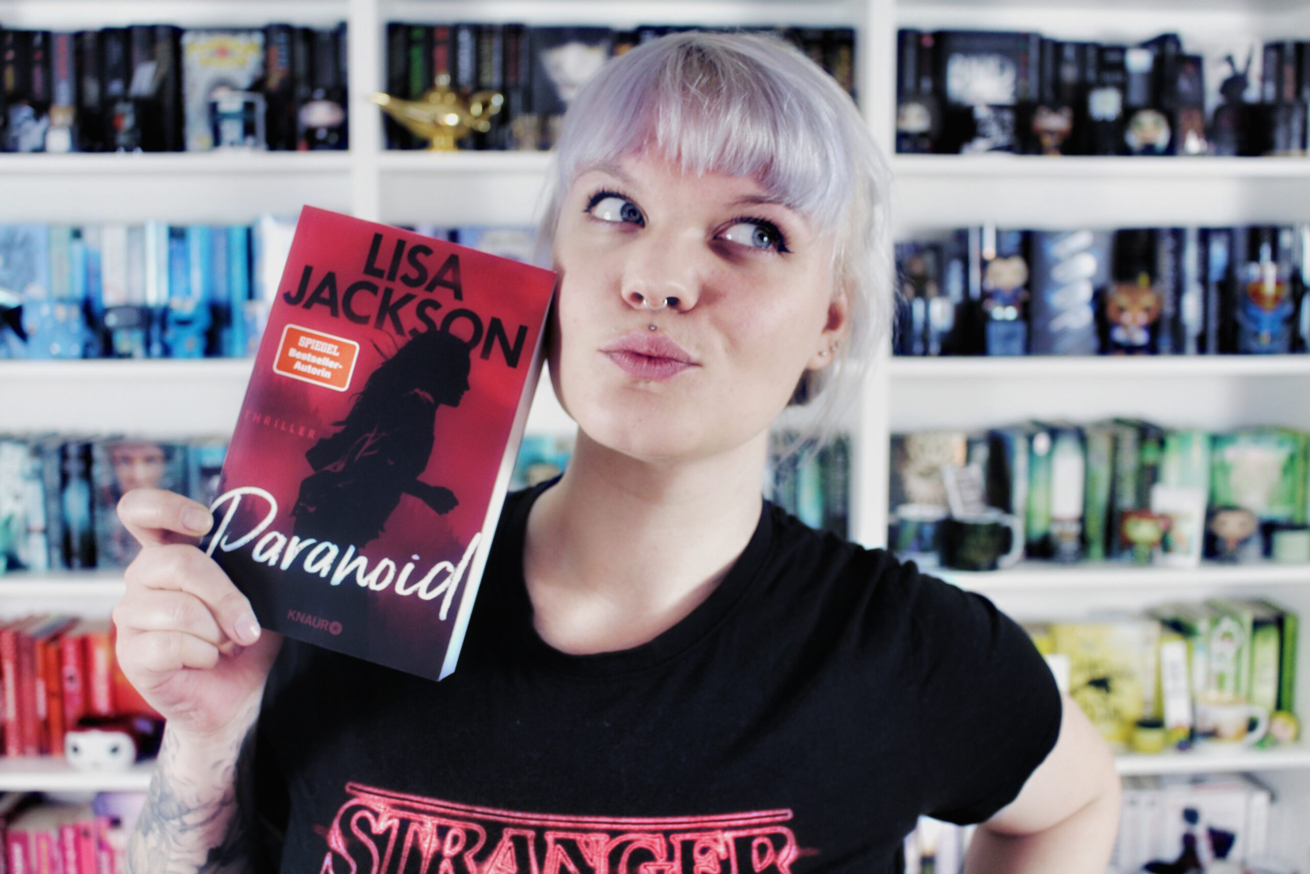 Rezension | Paranoid von Lisa Jackson