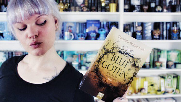 Rezension | Die Quellen von Malun – Blutgöttin von Daniela Winterfeld