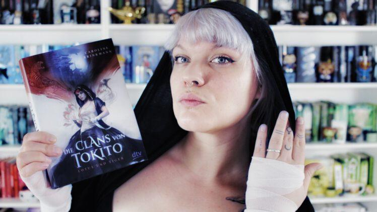 Rezension | Die Clans von Tokito von Caroline Brinkmann