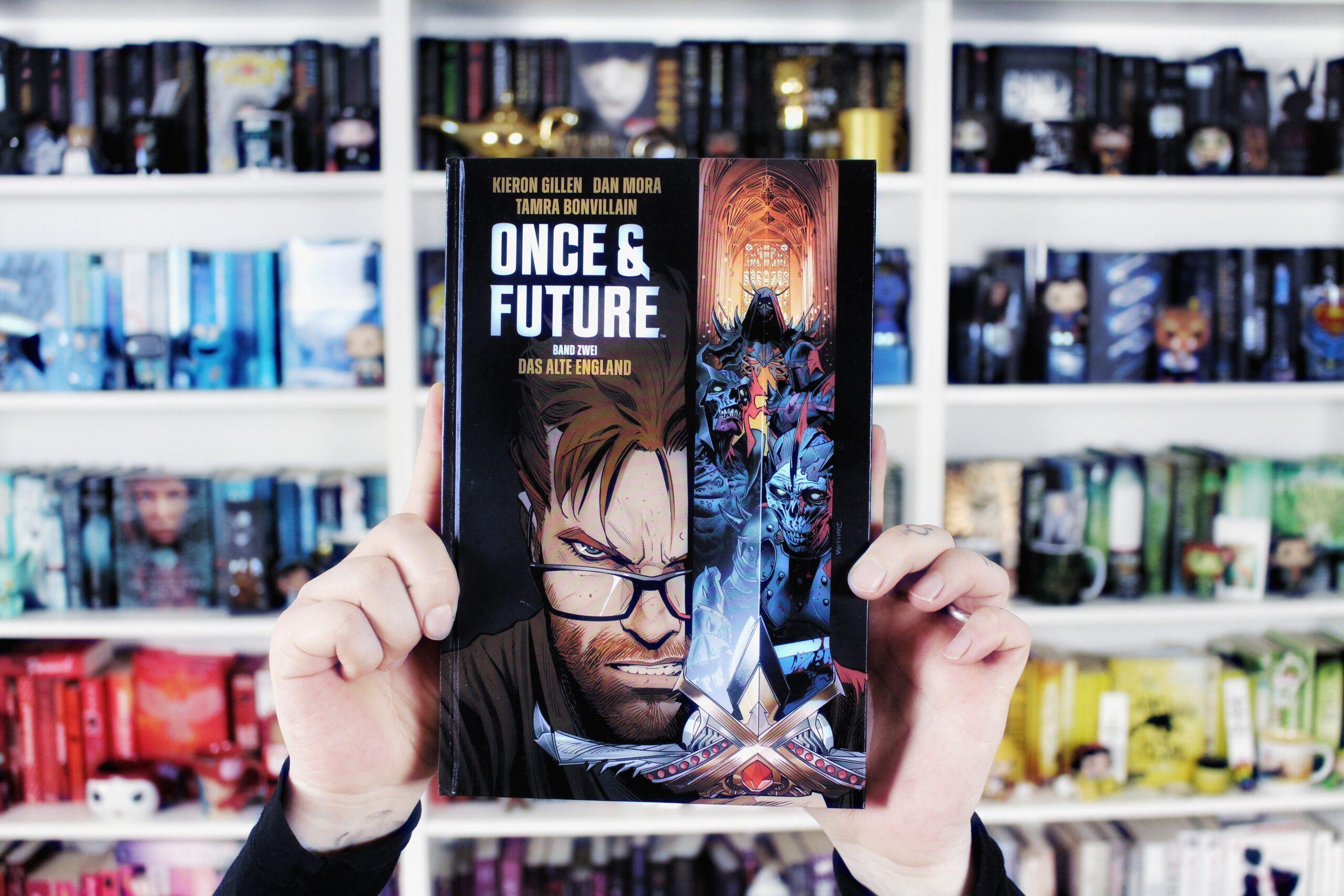 Rezension | Once & Future 2: Das alte England