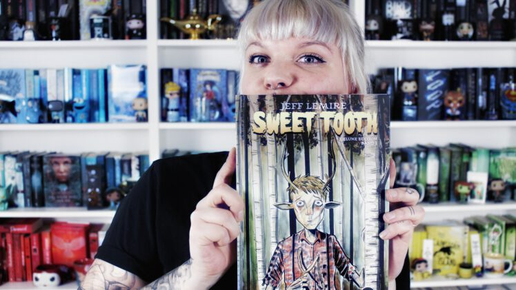 Rezension | Sweet Tooth 1 (Deluxe Edition)