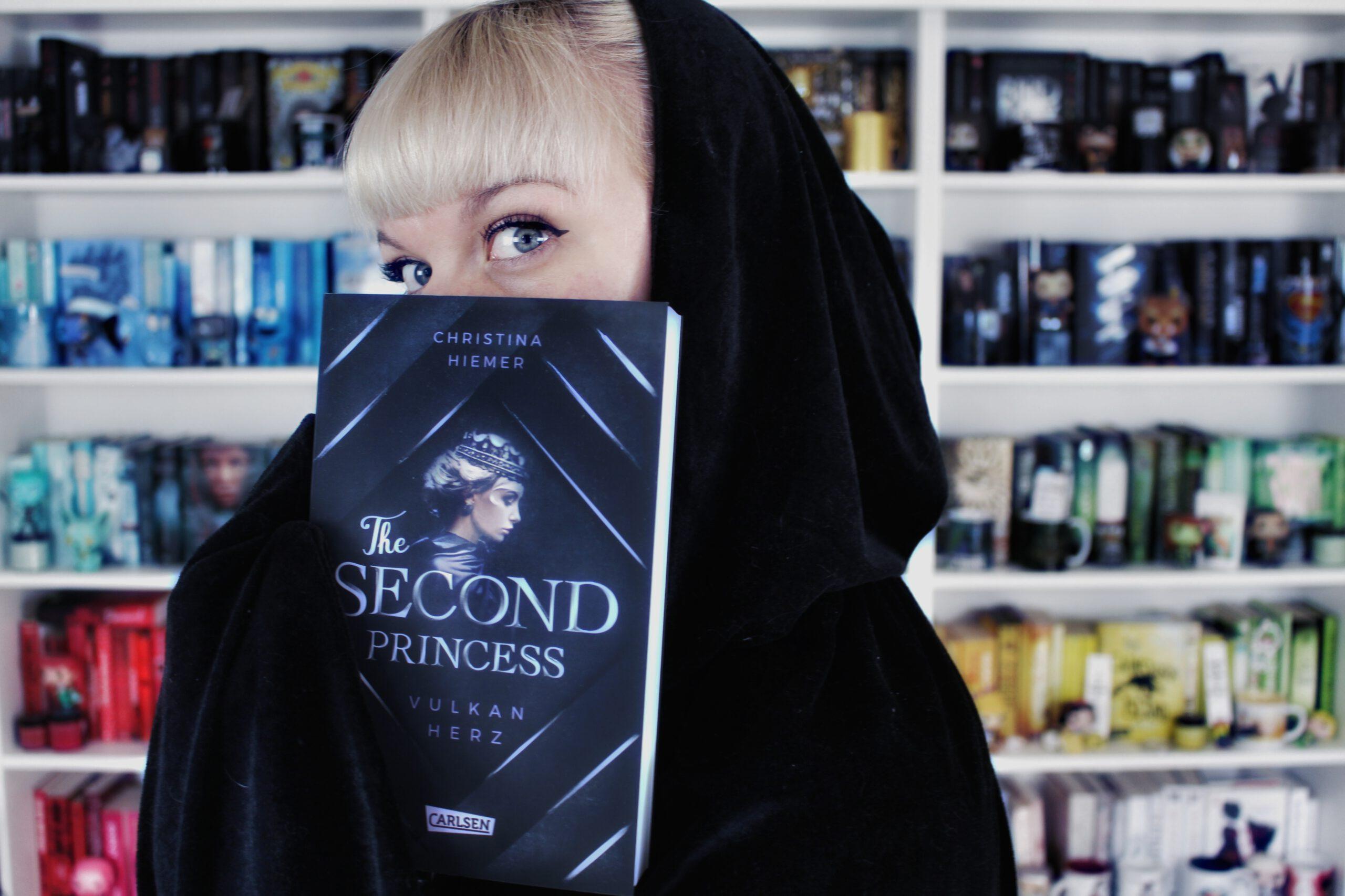 Rezension | The Second Princess von Christina Hiemer
