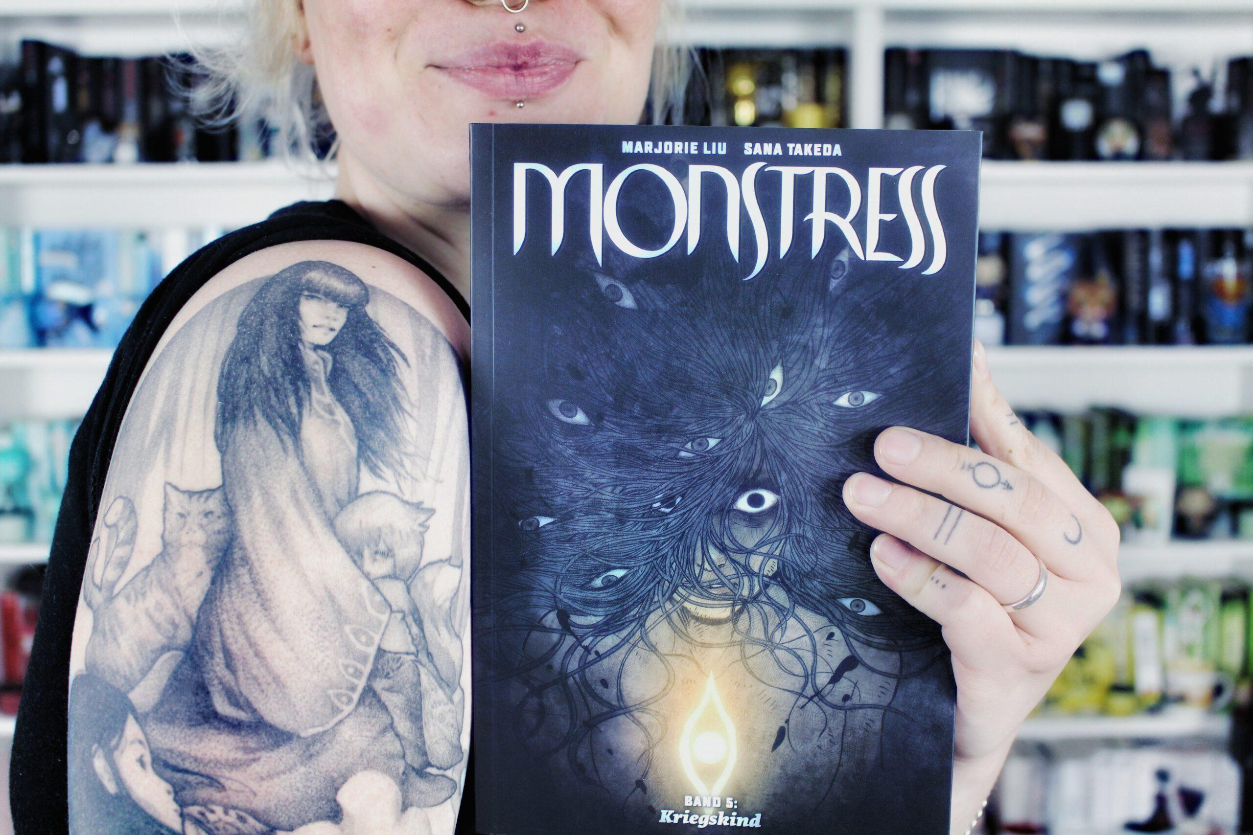 Rezension | Monstress 5: Kriegskind