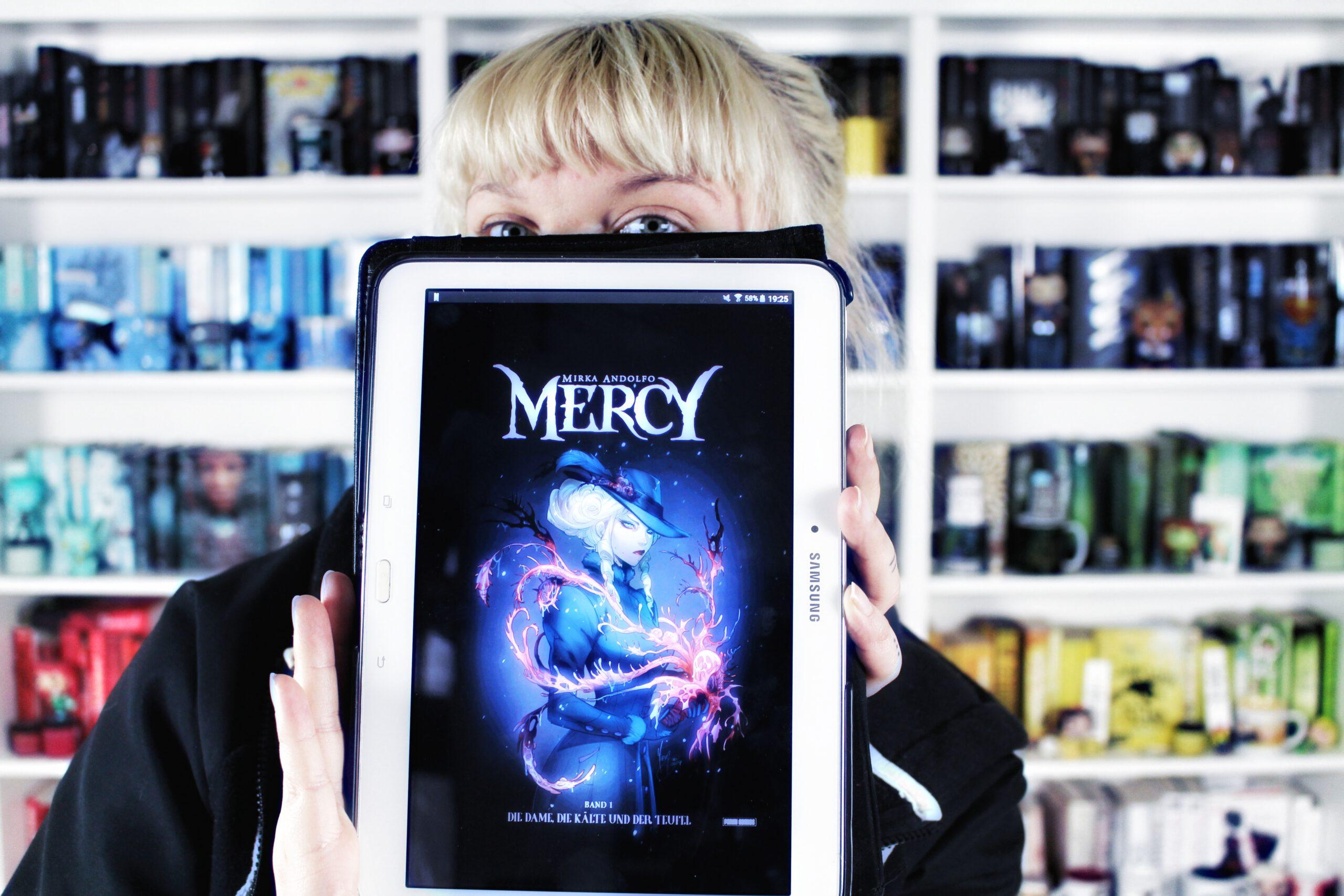 Rezension | Mercy 1: Die Dame, die Kälte & der Teufel