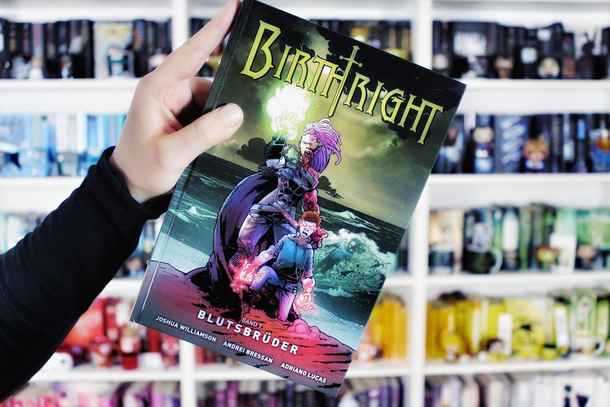 Rezension | Birthright 7: Blutsbrüder