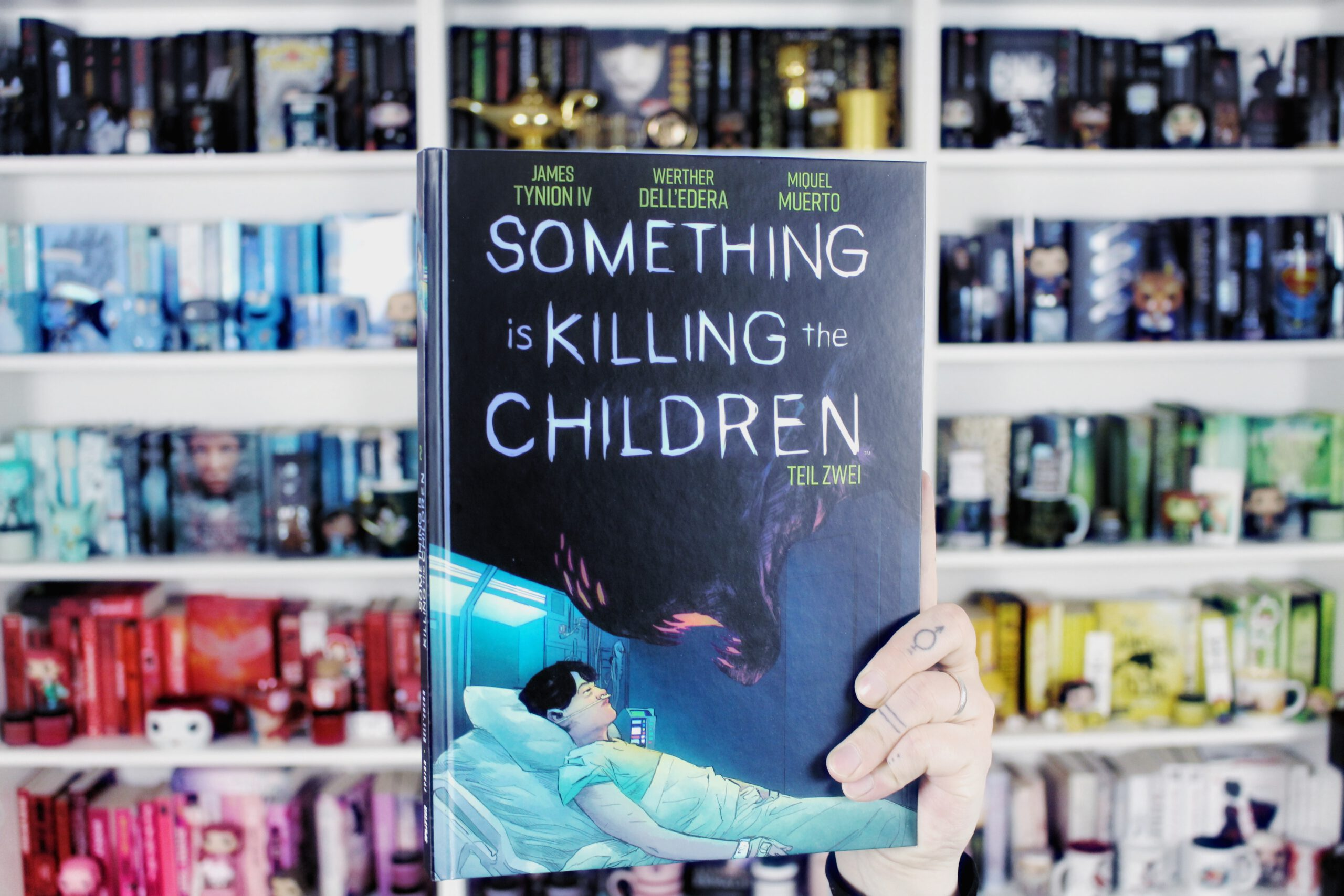 Rezension | Something is killing the Children 2