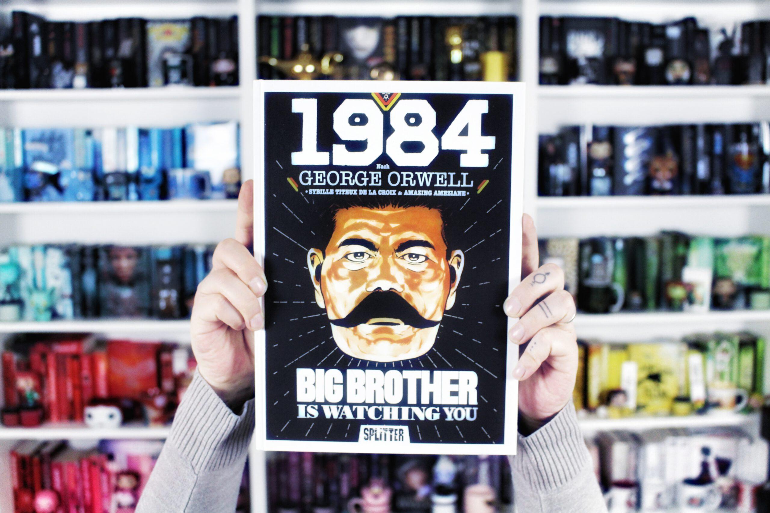 Rezension   1984 (Graphic Novel)
