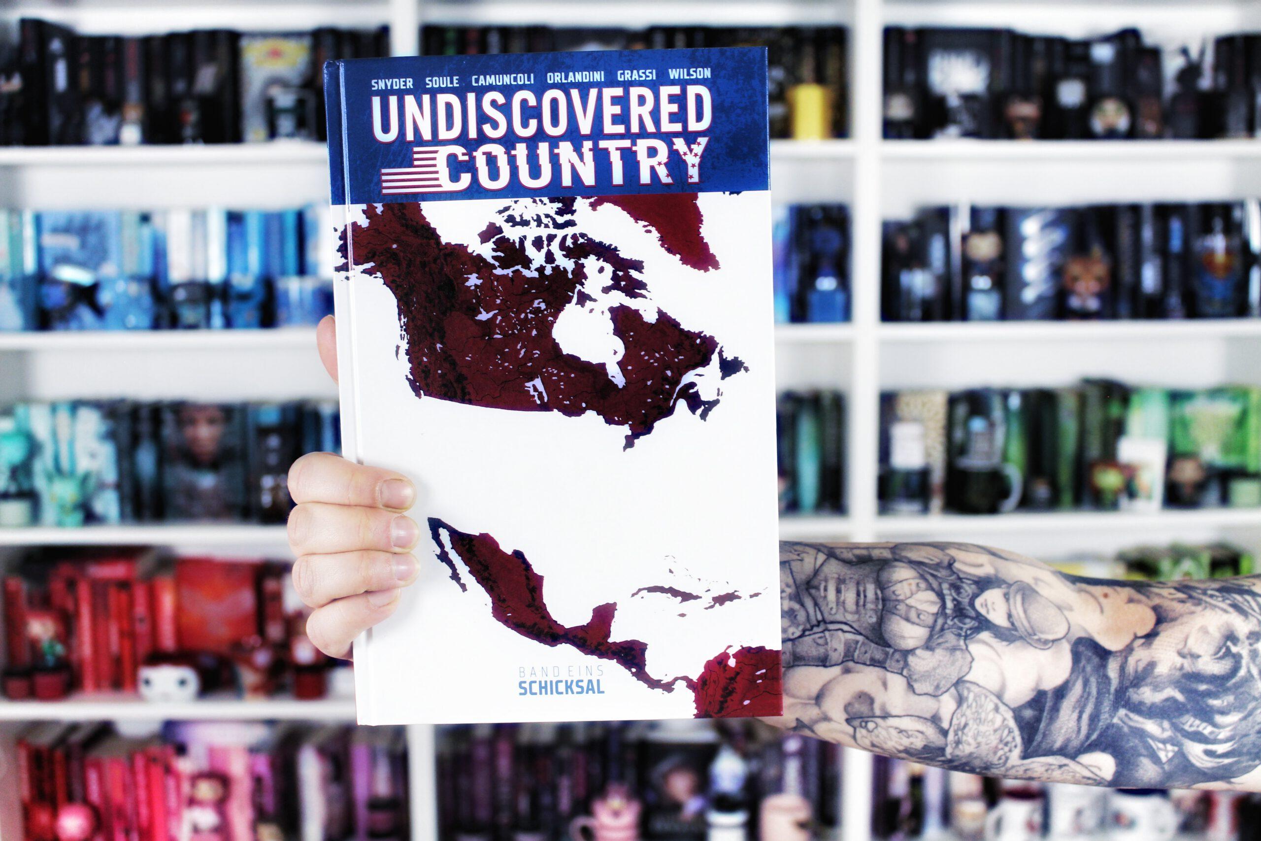 Rezension | Undiscovered Country 1: Schicksal