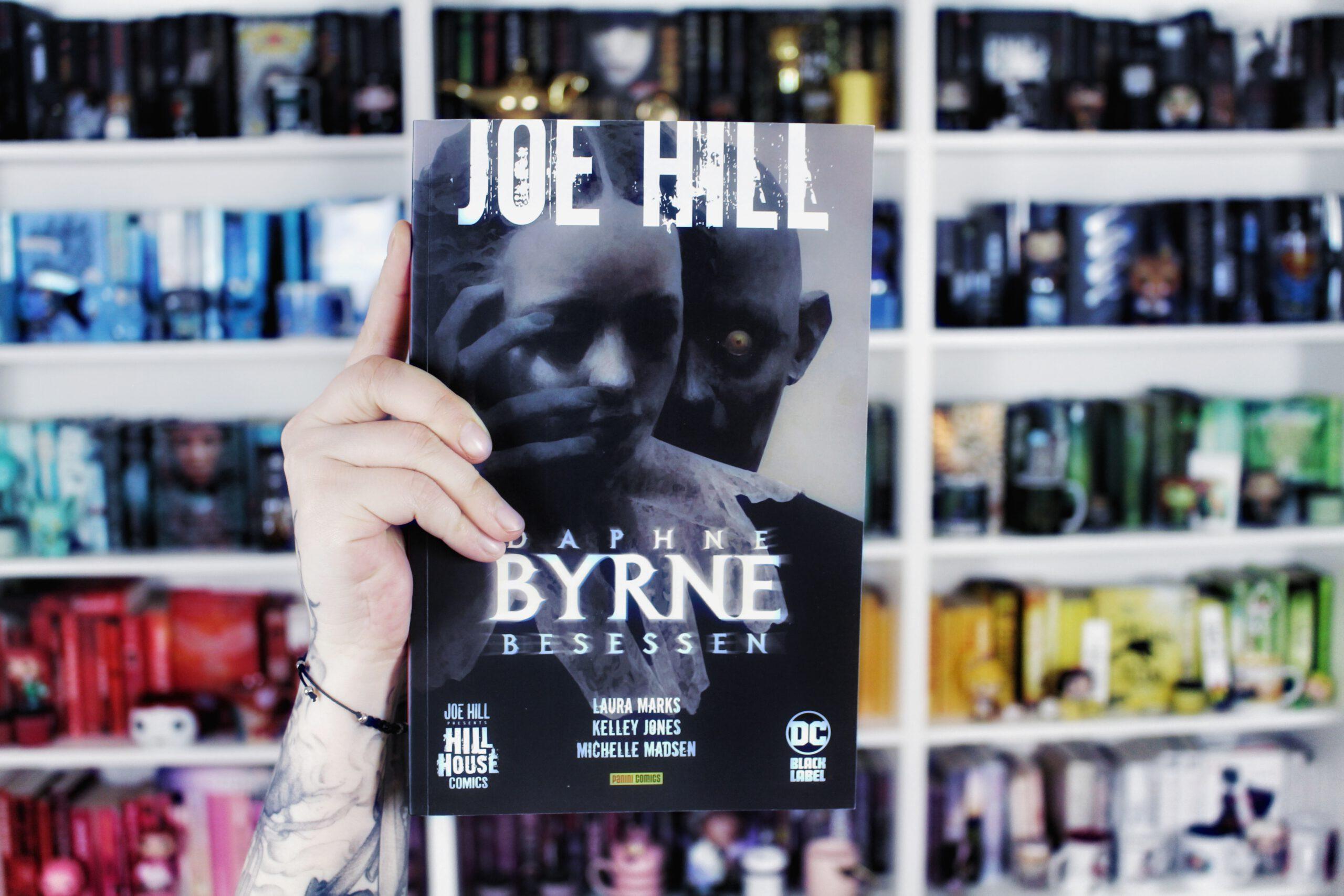 Rezension | Joe Hill – Daphne Byrne – Besessen