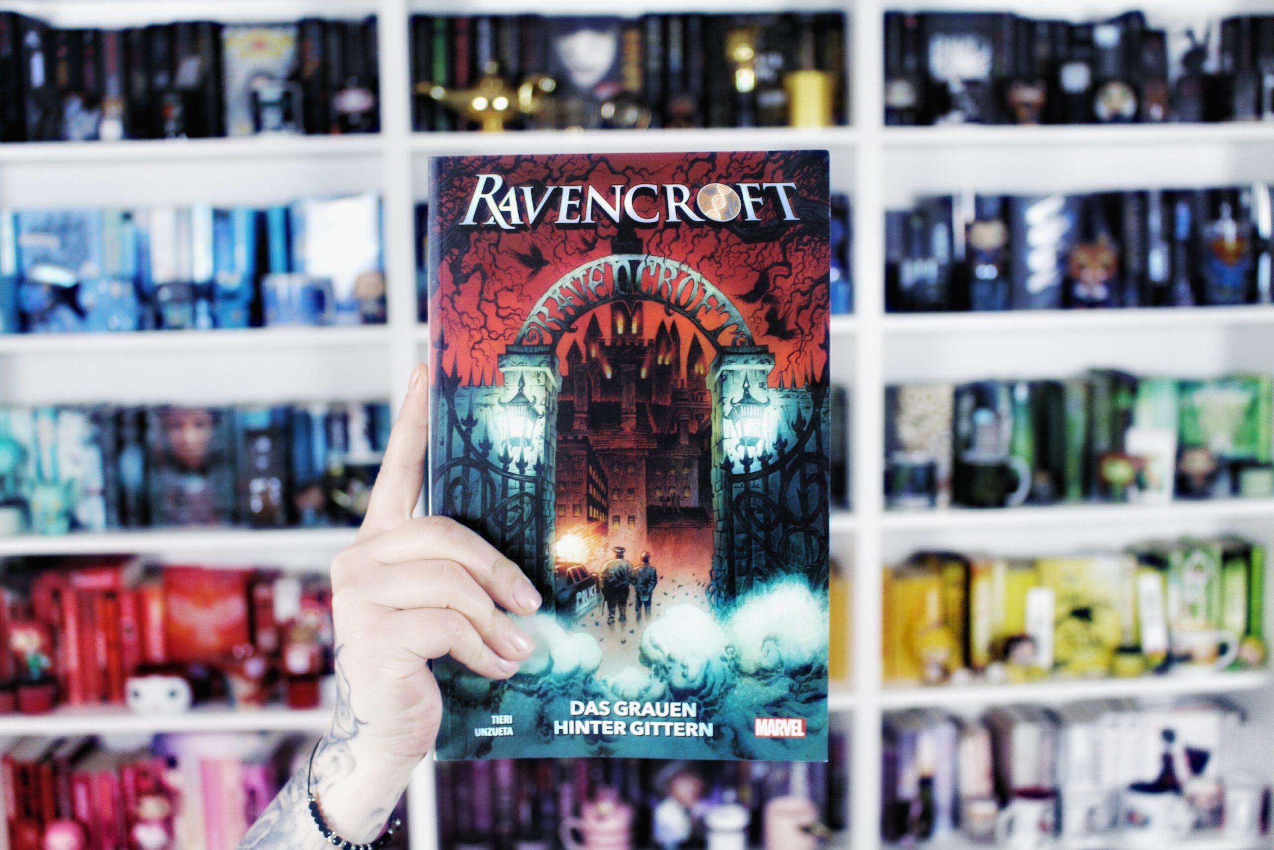 Rezension | Ravencroft: Das Grauen hinter Gittern