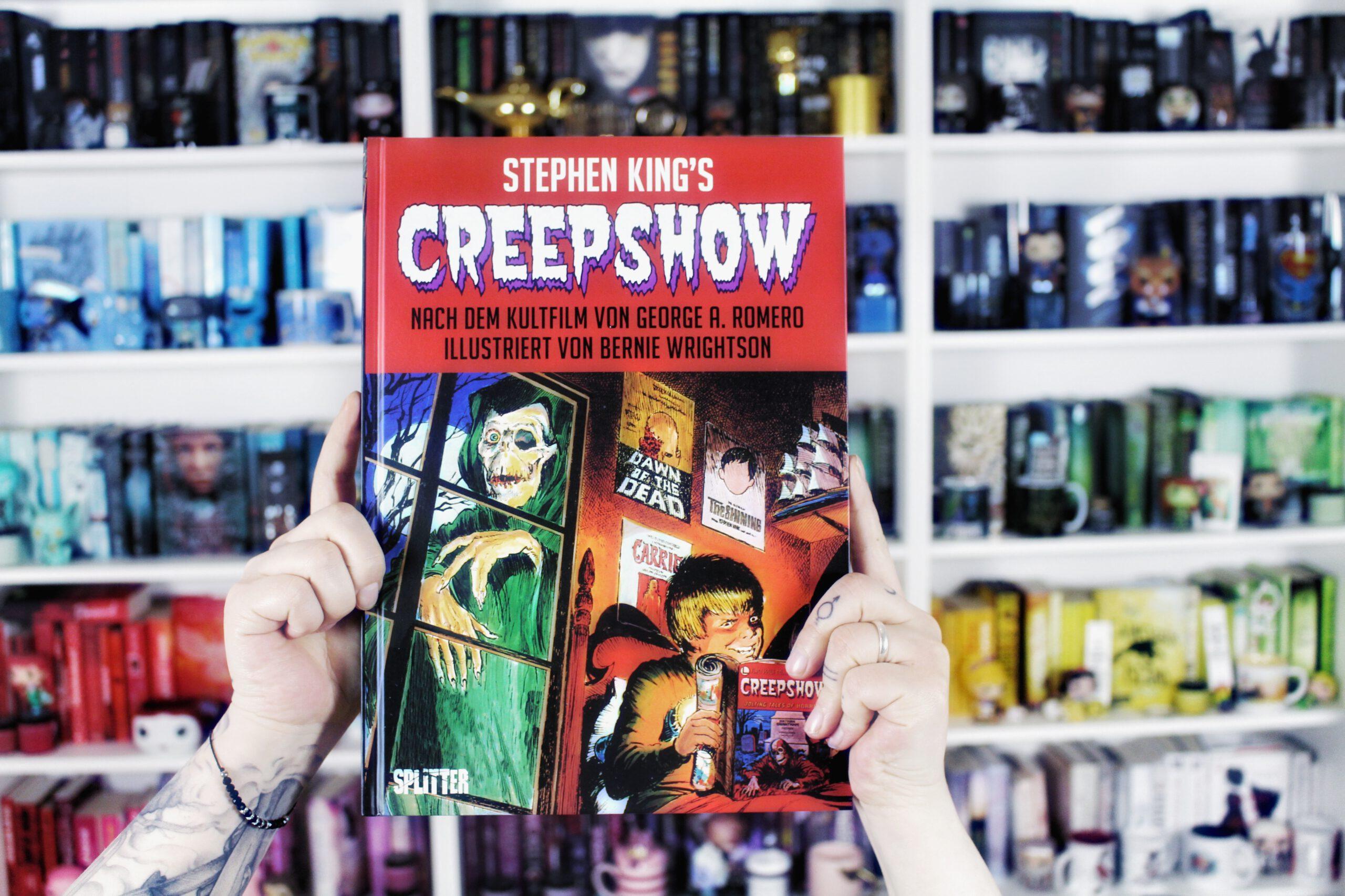 Rezension   Stephen King's Creepshow