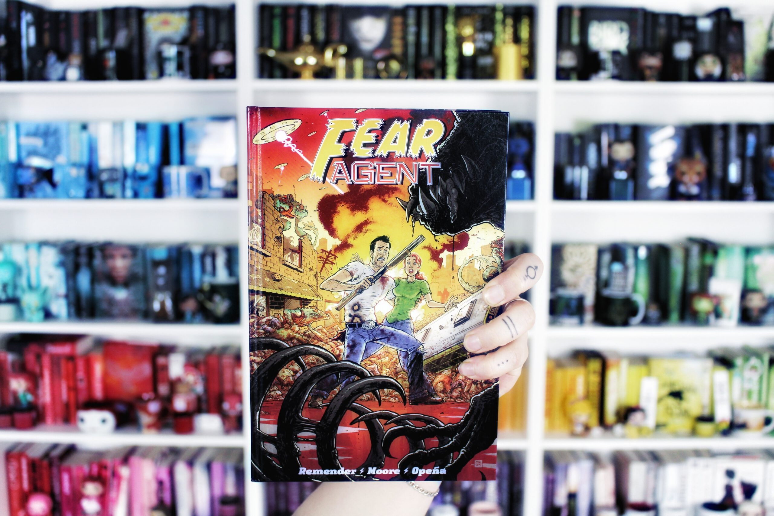 Rezension   Fear Agent 2