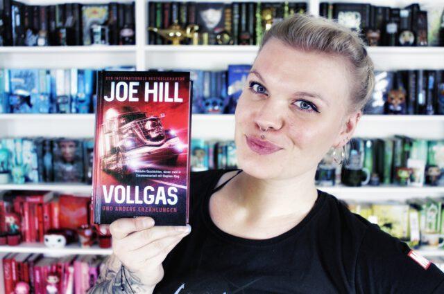 Rezension | VOLLGAS und andere Erzählungen von Joe Hill & Stephen King