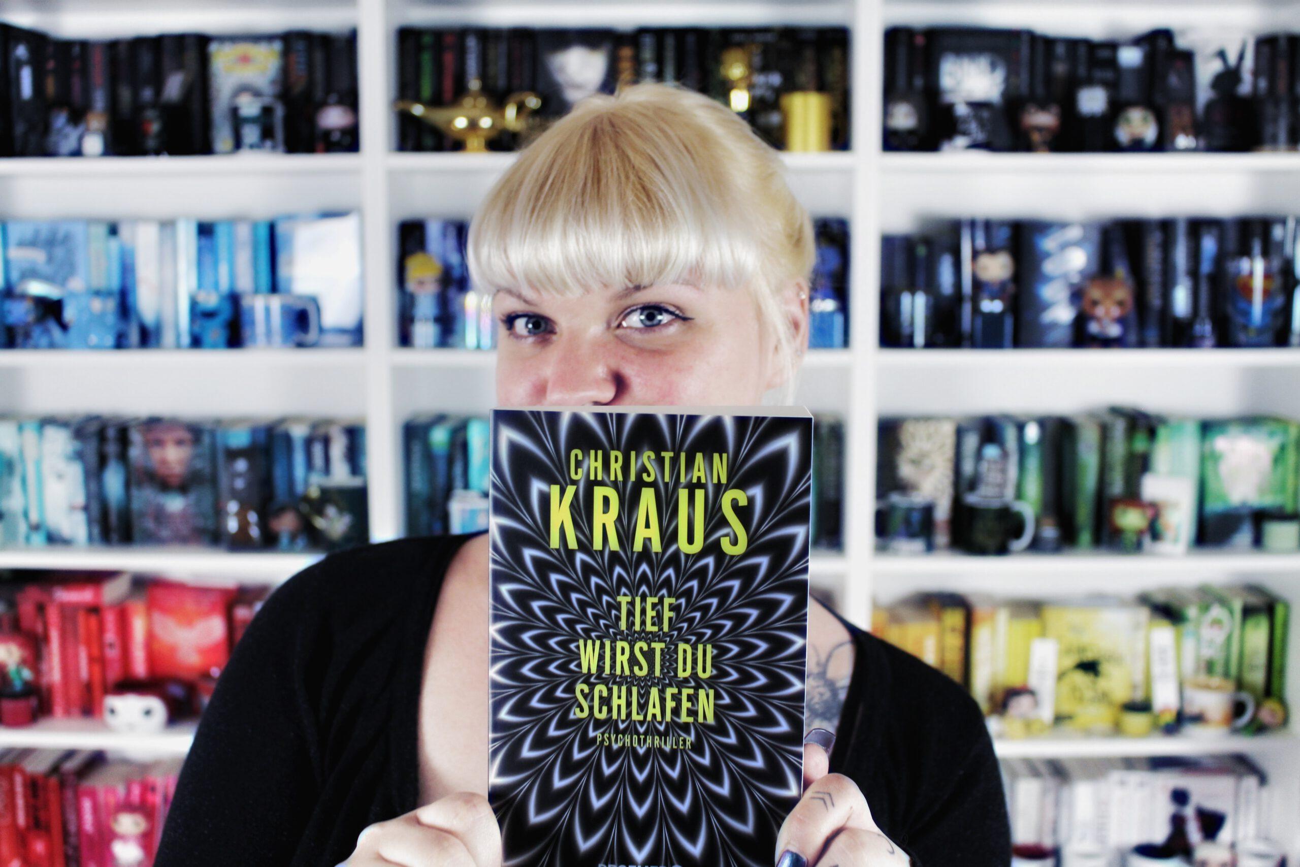 Rezension   Tief wirst du schlafen von Christian Kraus