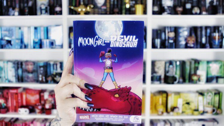 Rezension | Moon Girl & Devil Dinosaur 1