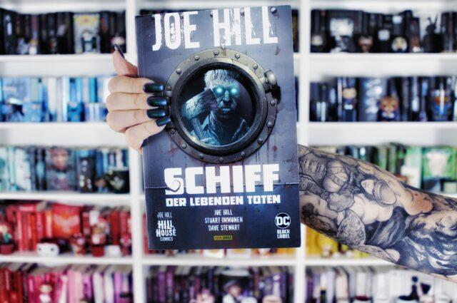Rezension | Joe Hill – Schiff der lebenden Toten