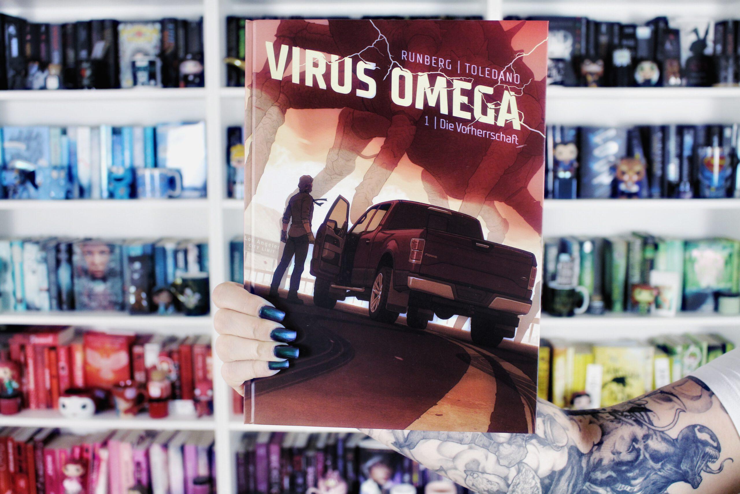 Rezension   Virus Omega 1