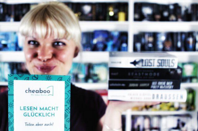 WERBUNG | cheaboo – wir lieben Bücher