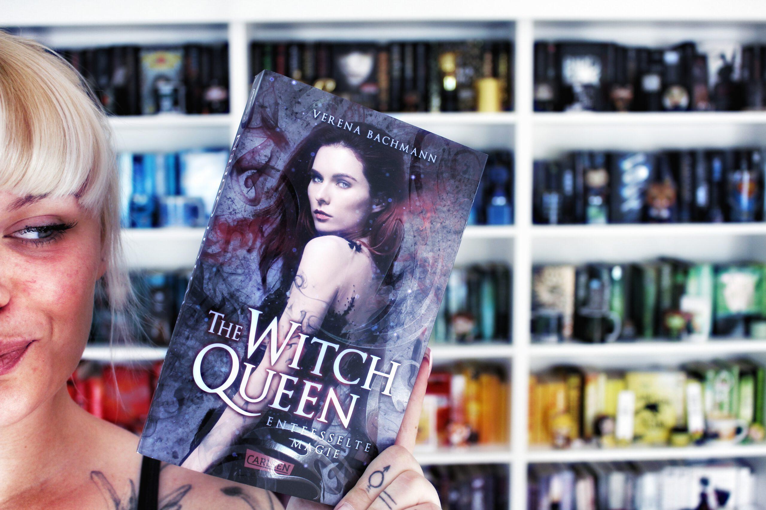 Rezension | The Witch Queen von Verena Bachmann