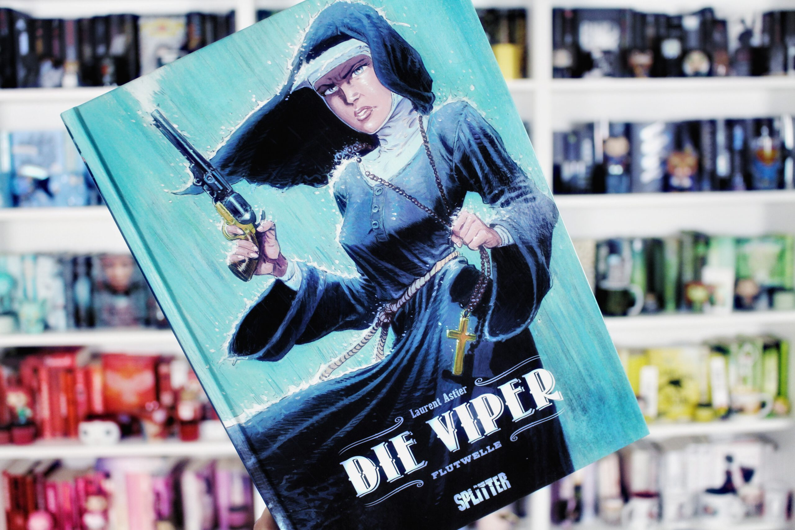 Rezension   Die Viper 2: Flutwelle
