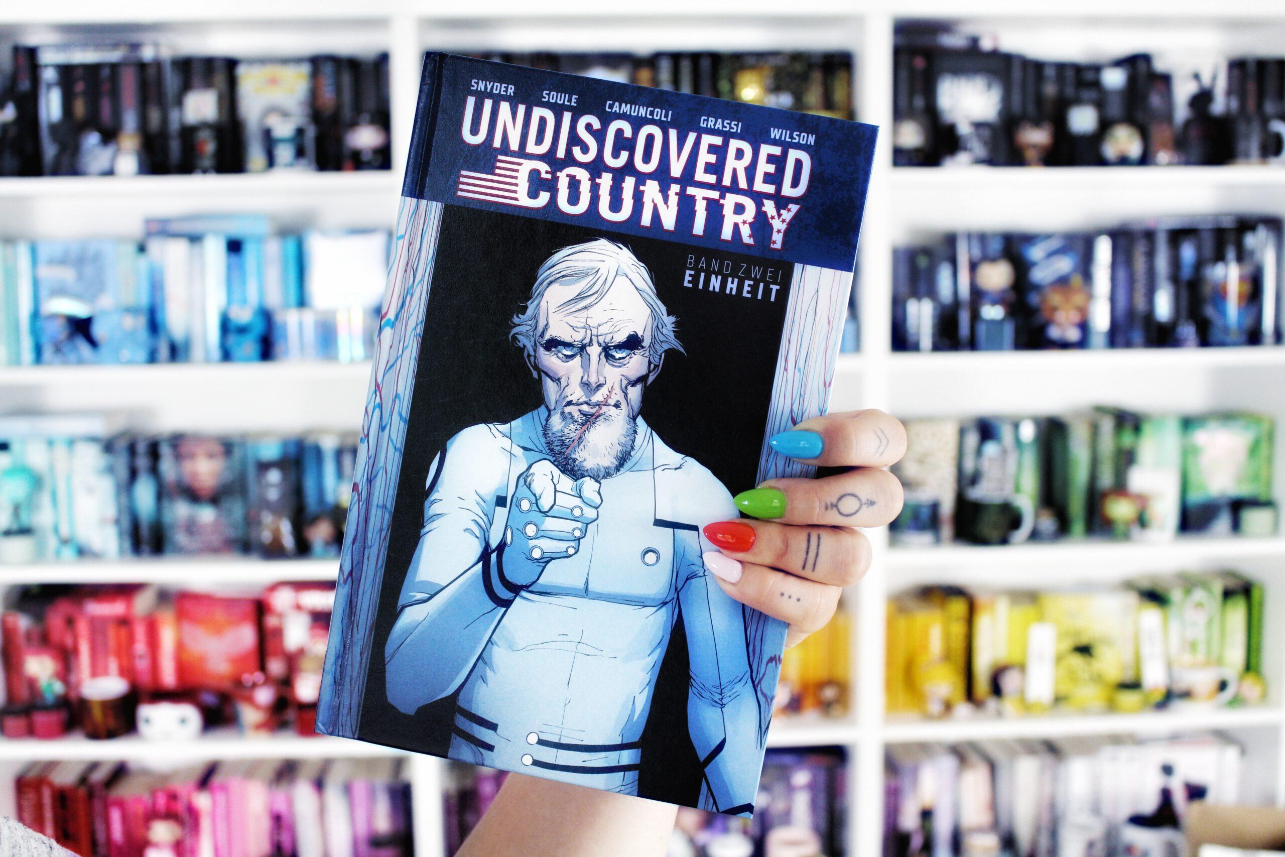 Rezension | Undiscovered Country 2: Einheit