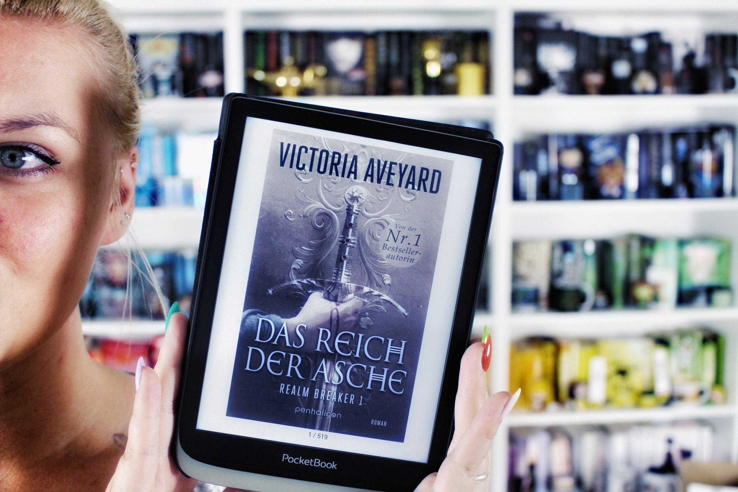 Rezension | Das Reich der Asche von Victoria Aveyard